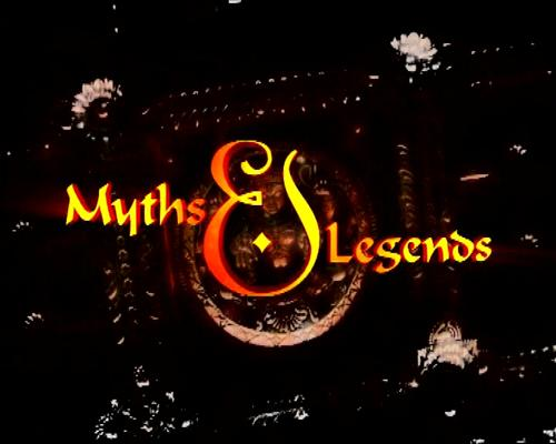 Myths and Legends - Magazine cover